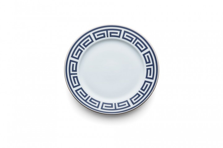 "Assiette en porcelaine collection"" Labirinto"", Rchard Ginori"