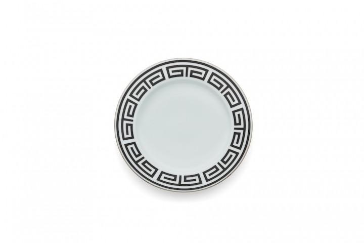 "Assiette en porcelaine collection"" Labirinto"", Richard Ginori"