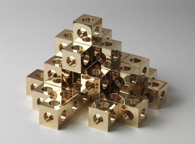 Bougeoir Cube design Studio E.O