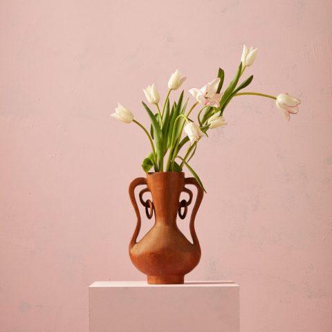 Bouquet de tulipes Fleuriste Debeaulieu