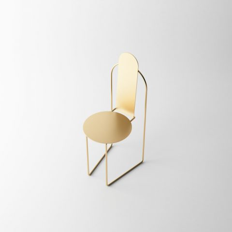 Chaise Pudica design pedro paulo venzon Matter Made.