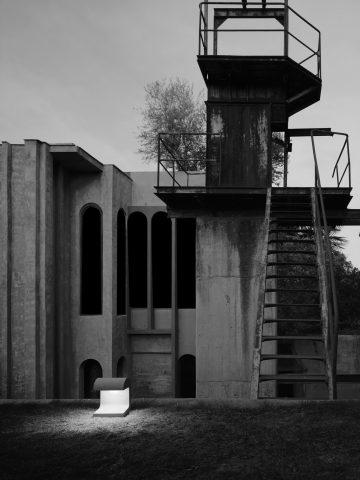 Flos Casting Concrete Vincent Van Duysen ©Tommaso Sartori