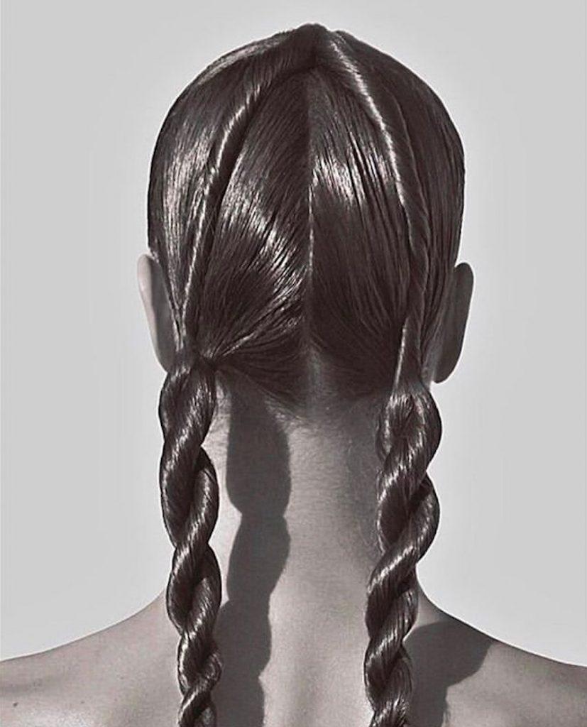 cheveux sous confinement