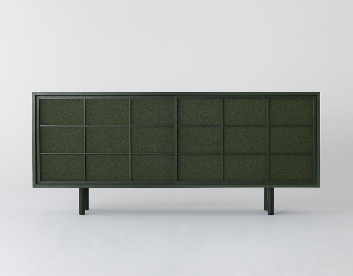 Meuble design Daisuke Kitagawa, Scenery collection