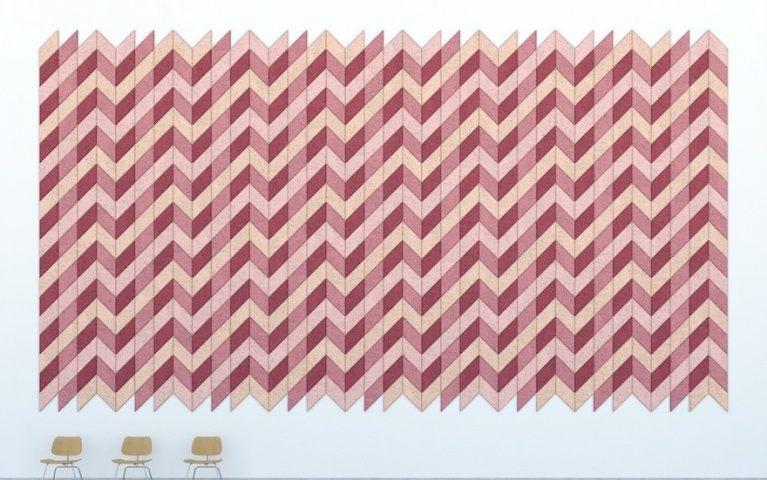 Panneaux muraux acoustique Baux