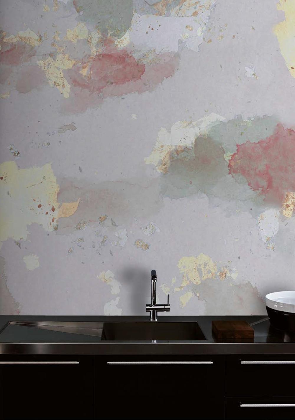 Papier peint Nouages Zanellato Bortotto Texturae