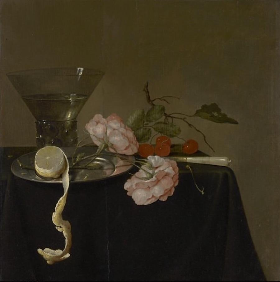 Peinture de Jan Davidsz de Heem (1606-1684)